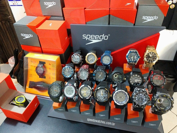 Relógios Speedo (preço De Custo Para Revenda)