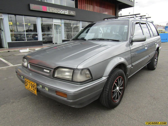 Mazda 323 Station Wagon