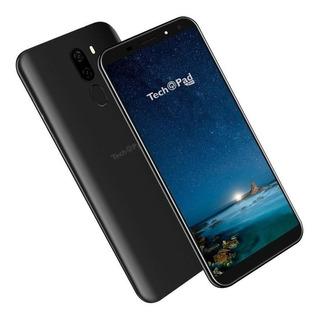Tech Pad S6 Dual SIM 8 GB Negro 1 GB RAM