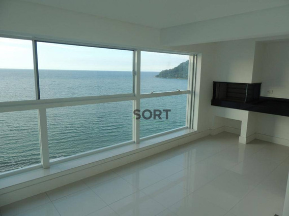 Frente Mar, Acqua, 3 Suítes, 2 Vagas Privativas, Barra Sul - Ap0450