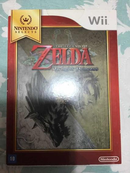 Game- The Legend Of Zelda - Twilight Princess - Wii