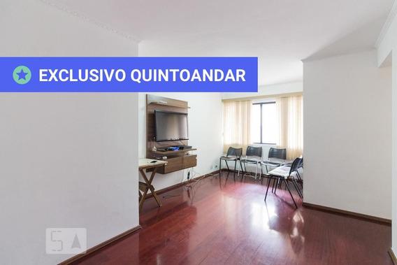 Apartamento No 4º Andar Com 2 Dormitórios E 1 Garagem - Id: 892984684 - 284684
