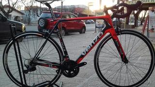 Venzo Etna Carbono Ruta Con Shimano 105