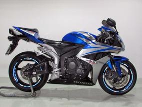 Honda - Cbr 600 Rr - 2007 Azul