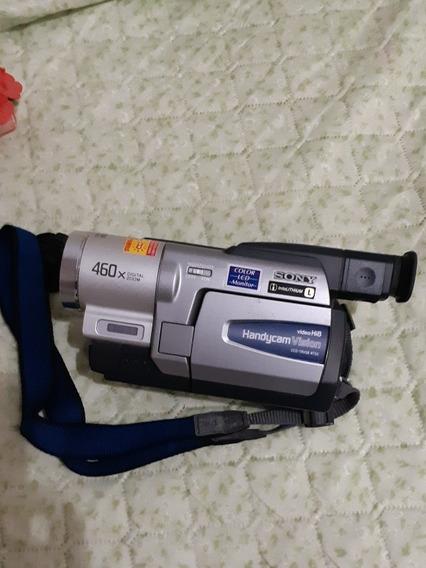 Filmadora Sony Handycam Vision Ccd-trv58 Ntsc