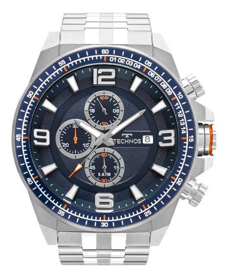 Relógio Technos Masculino Performance Skymaster Js15fd/1a
