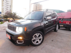 Jeep Renegade Limited Atomatica Flex 2018 Verde