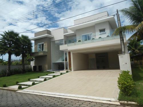 Casa Com 7 Dormitórios À Venda Por R$ 10.500.000,00 - Acapulco - Guarujá/sp - Ca1314