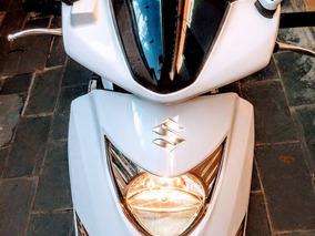 Suzuki Burgman I 125 2015/2016 Moto Scooter 46k Única Dona