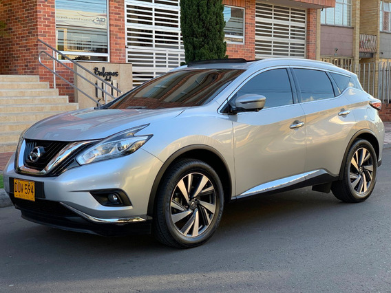 Nissan Murano Exclusive 4x4