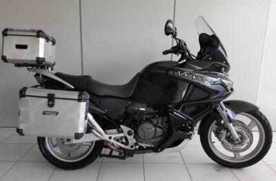 Motocicleta Honda Xl 1000v 2008 Preta