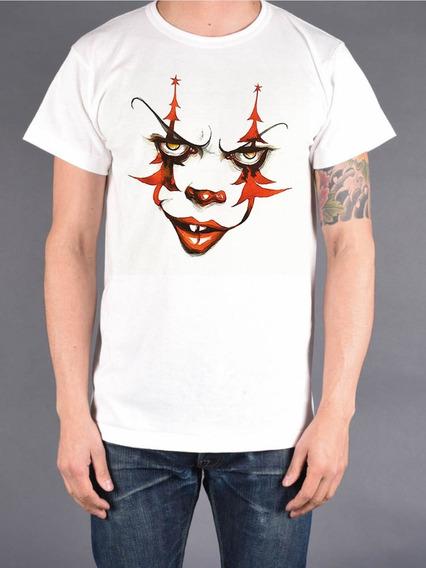Camiseta It Terror Halloween Pelicula Hombre Mujer