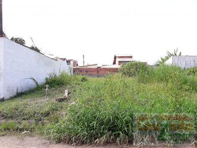 Terreno Para Venda Em Peruíbe, Parque Daville - 1635