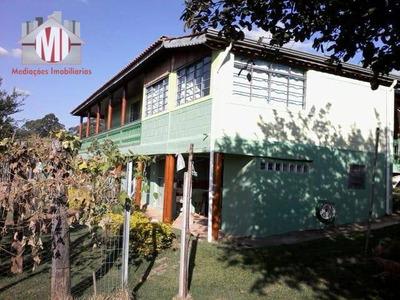 Chácara Com Escritura, 04 Dormitórios À Venda, 1160 M² Por R$ 270.000 - Tuiuti/sp - Ch0374