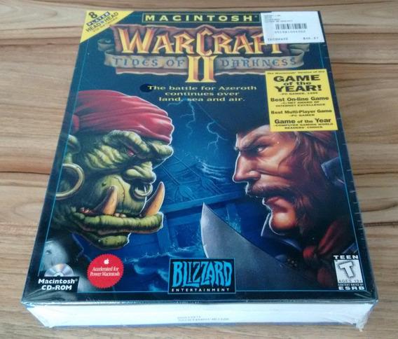 Warcraft 2 Tides Of Darkness Macintosh Blizzard (lacrado)