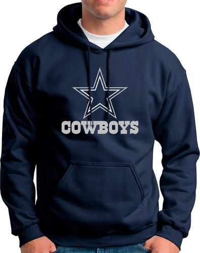 Imagen 1 de 2 de Sudadera Nfl Dallas Cowboys Vaqueros
