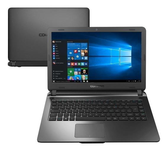 Notebook Compaq Presário Cq31 Dual Core Windows 10 14 Preto