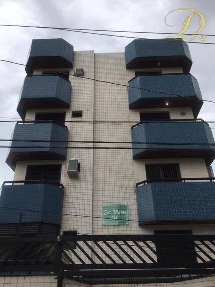 Apartamento Com 1 Dormitório À Venda Na Vila Tupi - Praia Grande, Aceita Financiamento Bancário!!! - Ap3306