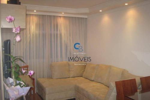 Imagem 1 de 24 de Apartamento Residencial À Venda, Mooca, São Paulo. - Ap3970