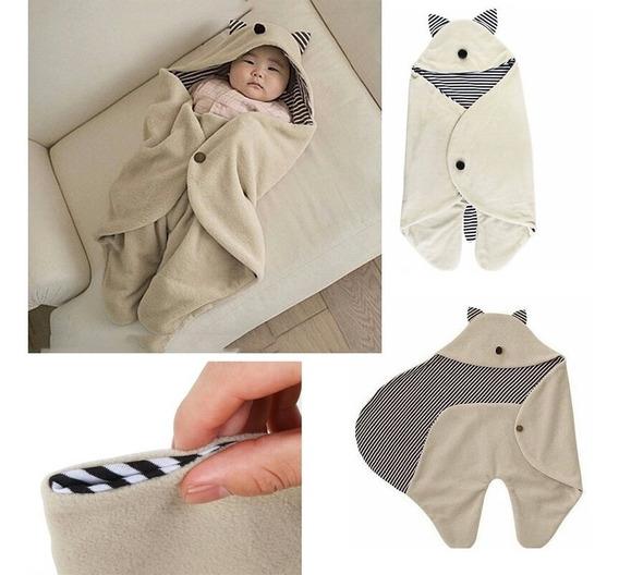 Envelope/ Saco De Dormir Para Bebê-a Pronta Entrega