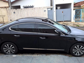 Kia Cadenza 3.5 V6 2011/2012 Preto Impecável - Não É Azera