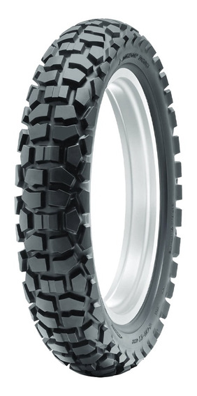 Cubierta Dunlop D605 120/80 R18