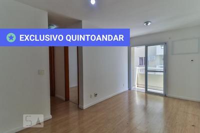 Apartamento No 2º Andar Com 2 Dormitórios E 1 Garagem - Id: 892872571 - 172571