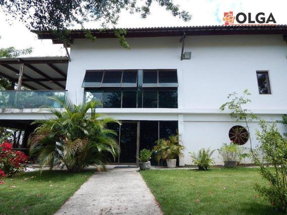 Casa De Condomínio Com 6 Dormitórios, 440 M² - Gravatá/pe - Vl0404