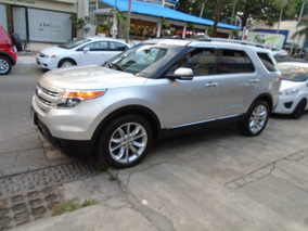 Ford Explorer 3.5 Limited V6 Sync 4x2 Mt