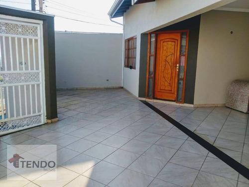 Imagem 1 de 30 de Casa Com 3 Dormitórios À Venda, 191 M² Por R$ 640.000,00 - Jardim Regina - Indaiatuba/sp - Ca0129