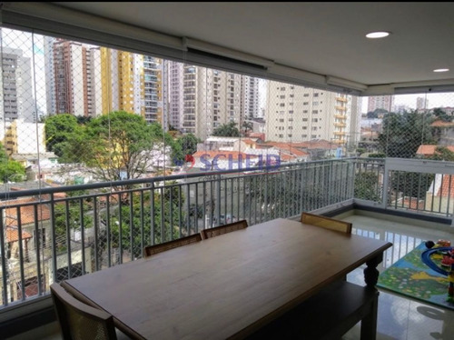 Imagem 1 de 15 de Ótimo Apartamento Na Chácara Inglesa  - Mr75005