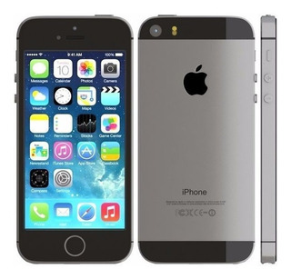Apple iPhone 5s 16gb Cinza Espacial