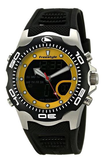 Relógio Fs81244 Analógico/digital Shark X 2.0 Freestyle