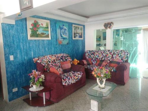 Casa A Venda No Bairro Enseada Em Guarujá - Sp.  - 67-1