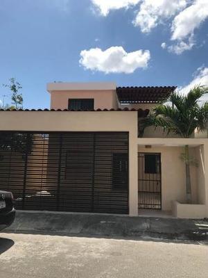 Renta Casa Amueblada Y Acondicionada En Fraccionamiento Las Americas