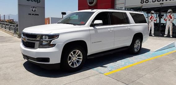 Chevrolet Suburban 2016 5.4 Ls Tela At