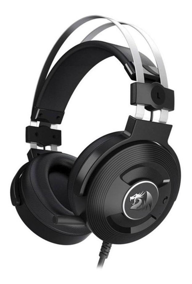 Headset Gamer Redragon Triton 7.1 Com Fio Pc Pronta Entrega
