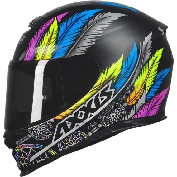 Capacete Para Moto Axxis Eagle Dreams