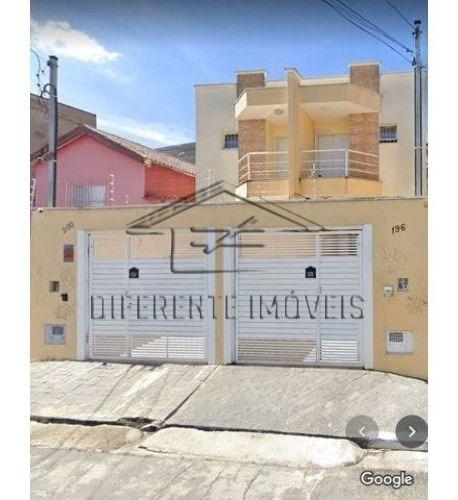 Sobrado 3 Dormitórios - 1 Suíte - 2 Vagas Na Vila Antonieta !!