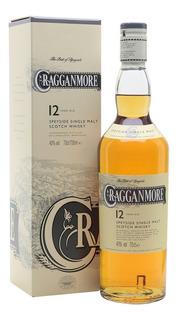Whisky Cragganmore 12 Años 750 Ml Single Malt