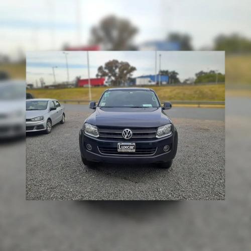 Imagen 1 de 12 de Volkswagen Amarok 2.0 Cd Tdi 180cv 4x2 Highline C33