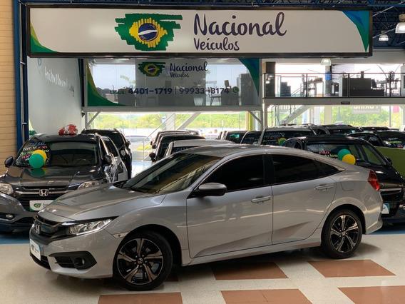 Honda Civic Sport 2.0 Flex Automático Completo 38.000 Km