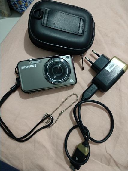 Câmera Samsung Pl 120 Digital - Visor Duplo Para Selfie