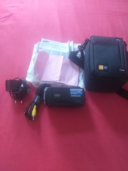 Filmadora Samsung Hd Hmx F80