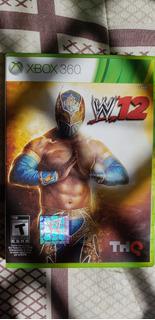 Wwe 12 Para Xbox 360 Versión México