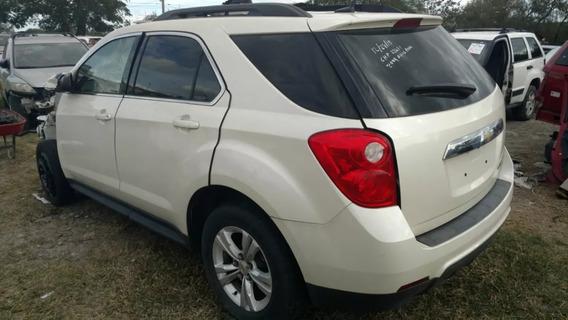 Chevrolet Equinox 2012 (partes Y Refacciones ) 2010 - 2015