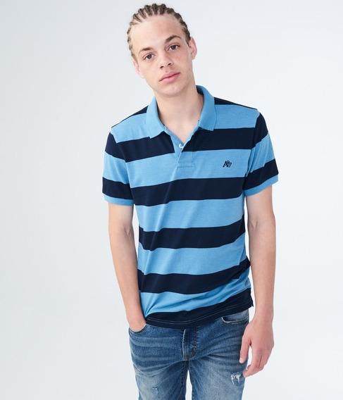 Camiseta Aeropostale Hombre 100% Original Nueva Talla Medium