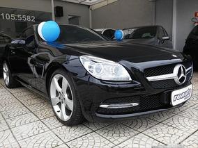 Mercedes-benz Slk 250 1.8 Cgi 16v Turbo Gasolina 2p Automáti