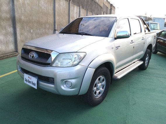 Toyota Hilux 2.5 Std 4x4 Cd 16v Turbo Diesel 4p Manual