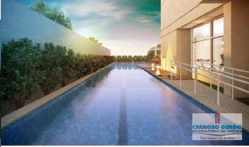 Apartamento Com 2 Dormitórios À Venda, 55 M² Por R$ 630.000,00 - Bela Vista - São Paulo/sp - Ap1968